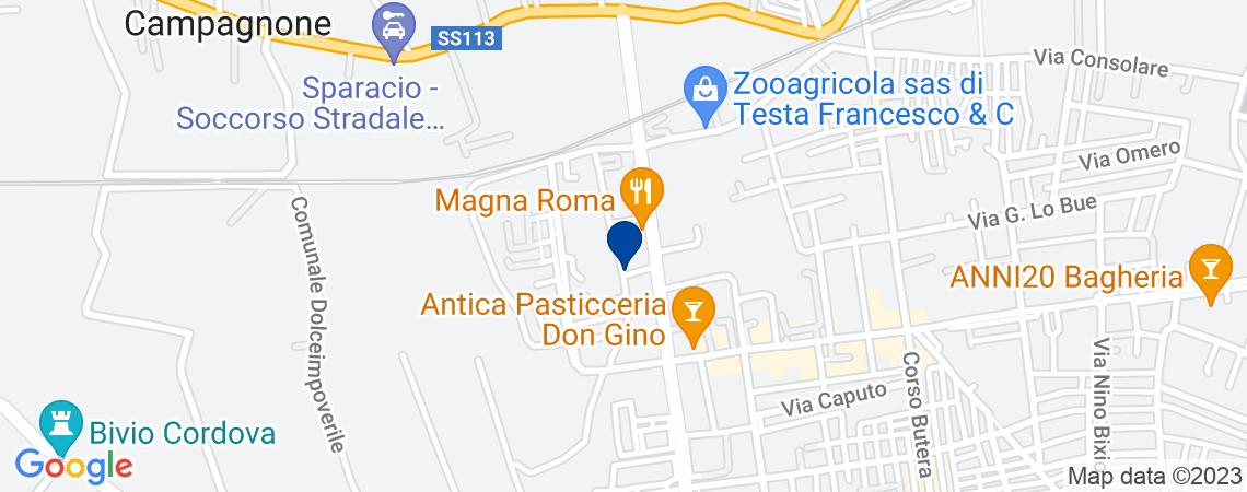 Appartamento, BAGHERIA