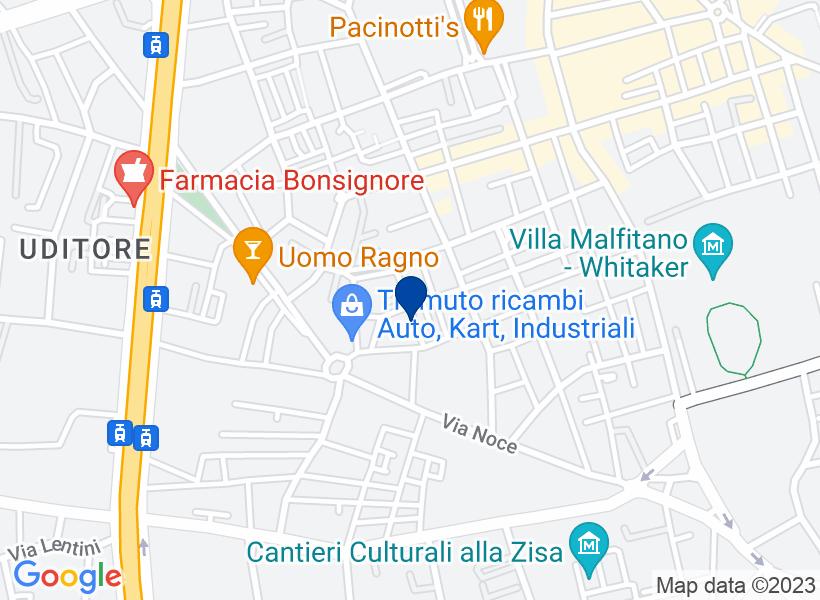 Magazzino, PALERMO