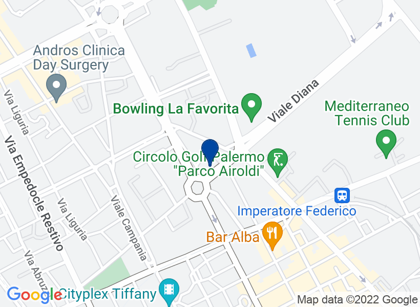 Deposito, PALERMO