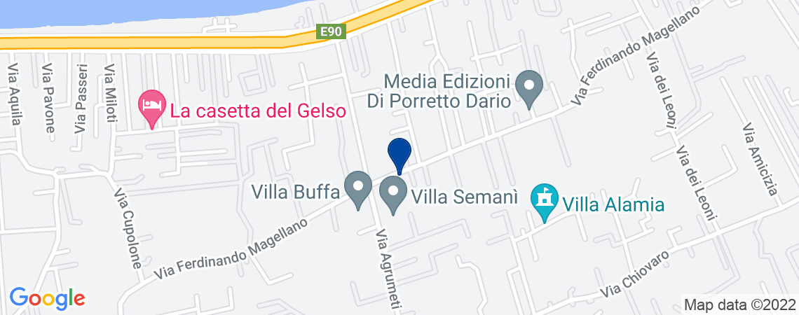 Villa, CARINI