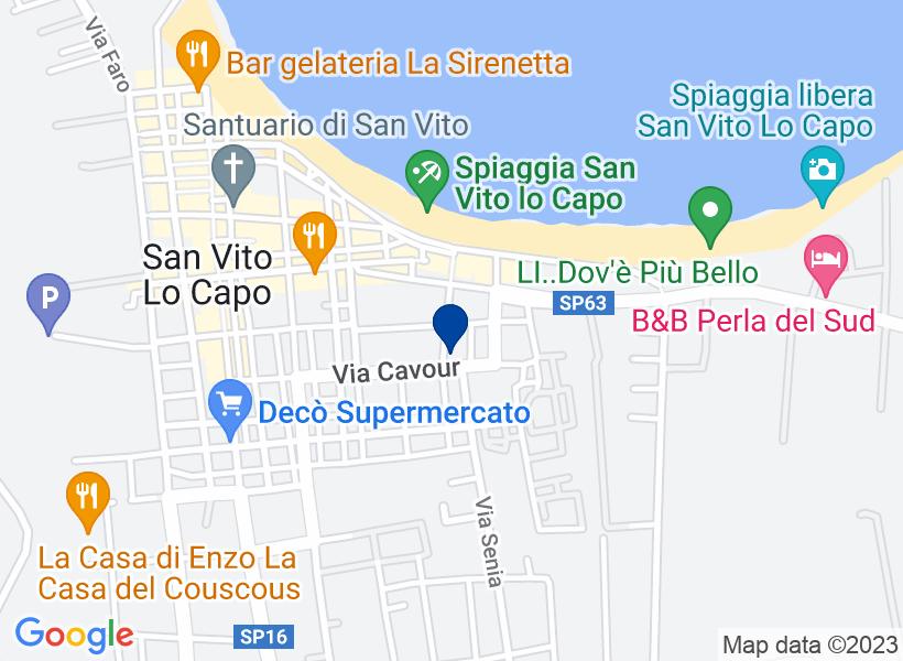 Albergo, SAN VITO LO CAPO