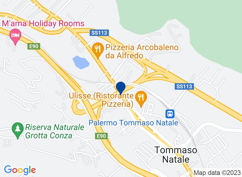 Fabbricato commerciale, PALERMO