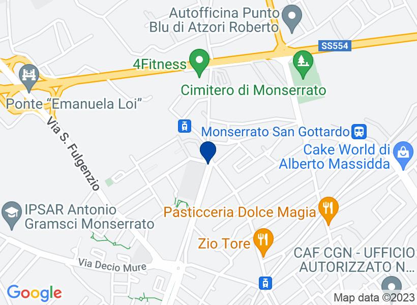 LASTRICO SOLARE, MONSERRATO