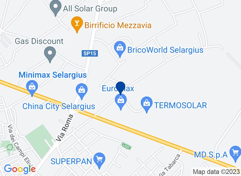 Fabbricato industriale, SELARGIUS