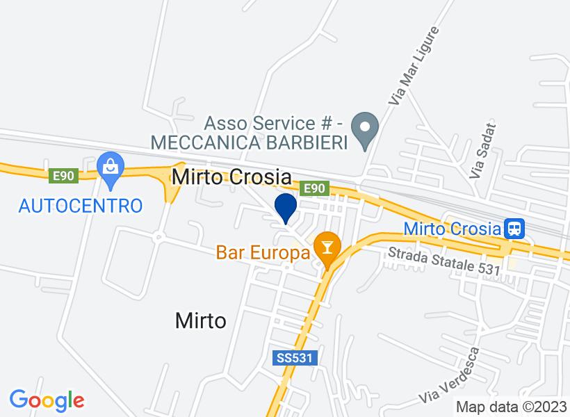 Deposito, CROSIA