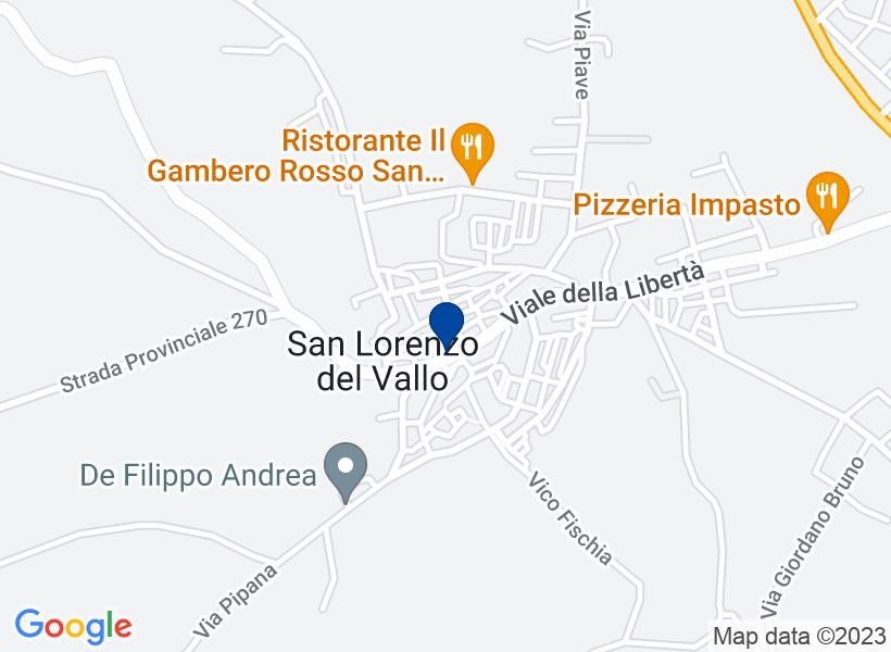 Terreno, SAN LORENZO DEL VALLO