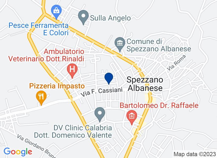 Appartamento, SPEZZANO ALBANESE