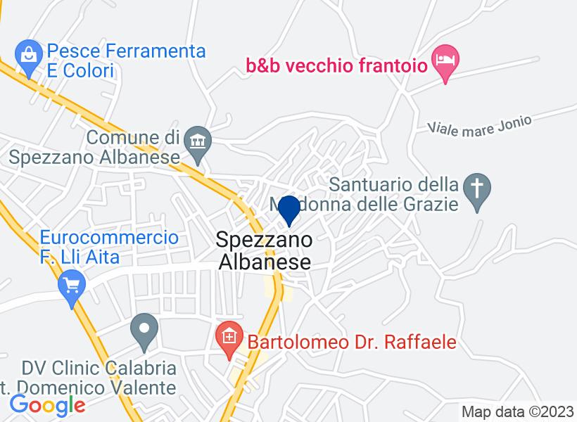 Albergo, SPEZZANO ALBANESE