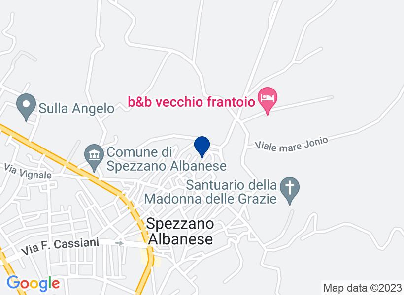 Deposito, SPEZZANO ALBANESE