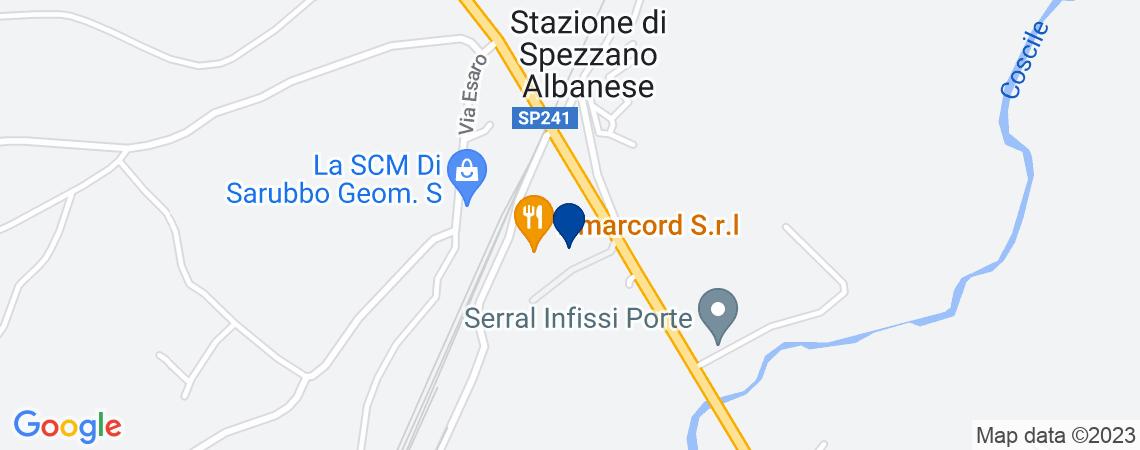 Magazzino, SPEZZANO ALBANESE