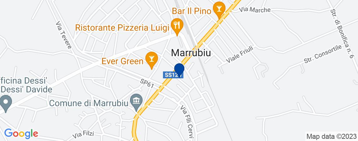 Fabbricato, MARRUBIU