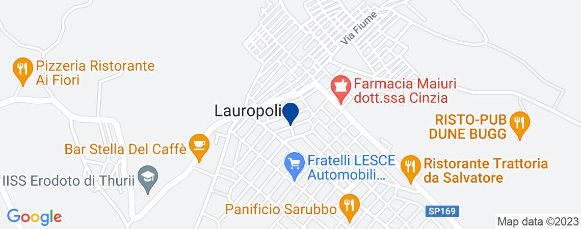 Fabbricato commerciale, CASSANO ALLO IONIO