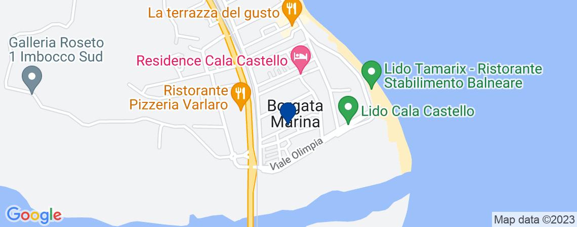 Fabbricato commerciale, ROSETO CAPO SPULICO