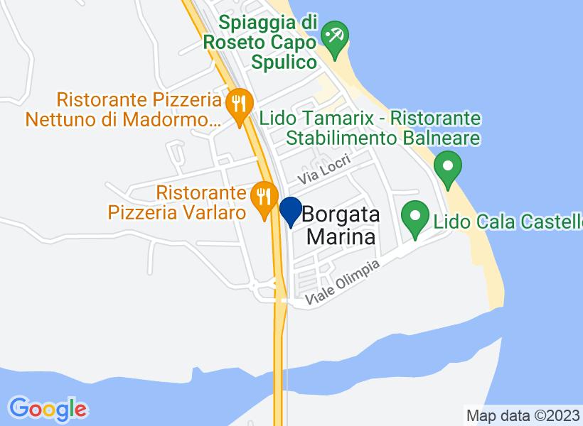 Deposito, ROSETO CAPO SPULICO
