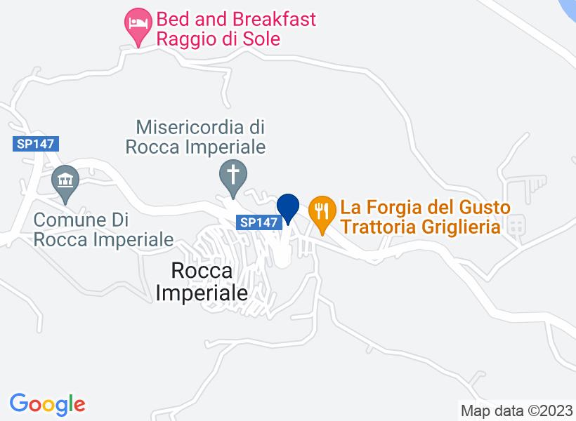 Deposito, ROCCA IMPERIALE