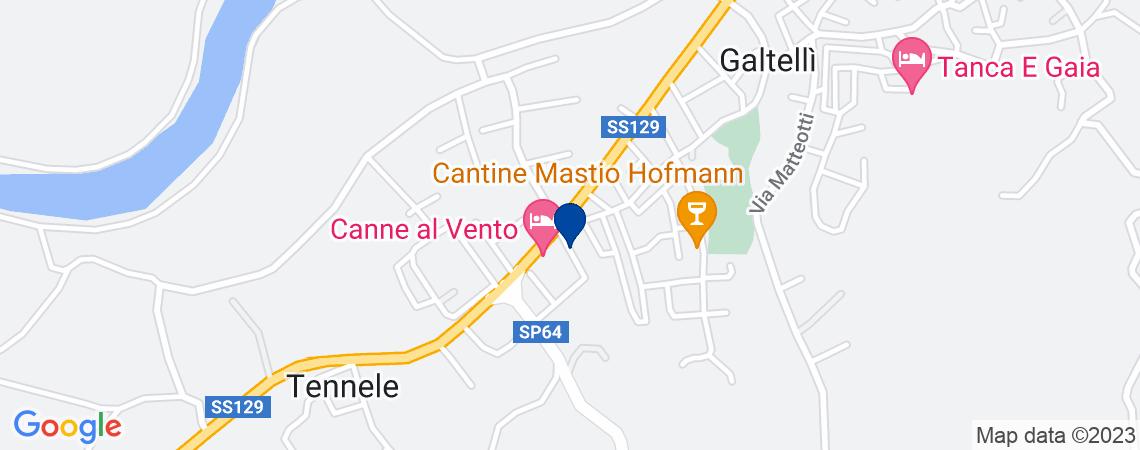 Appartamento, GALTELLI