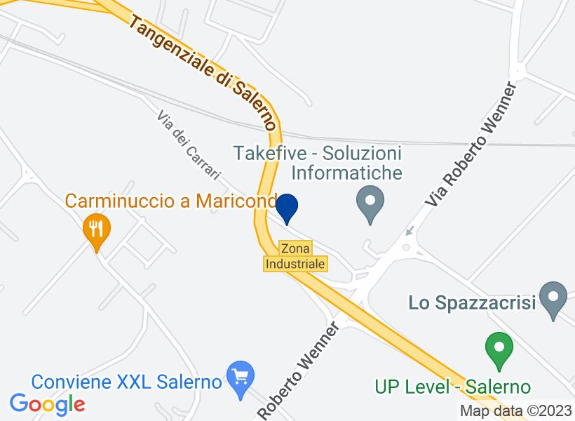Fabbricato industriale, SALERNO