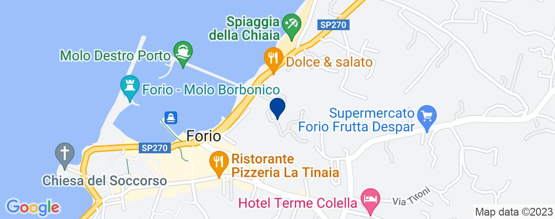 Appartamento, FORIO