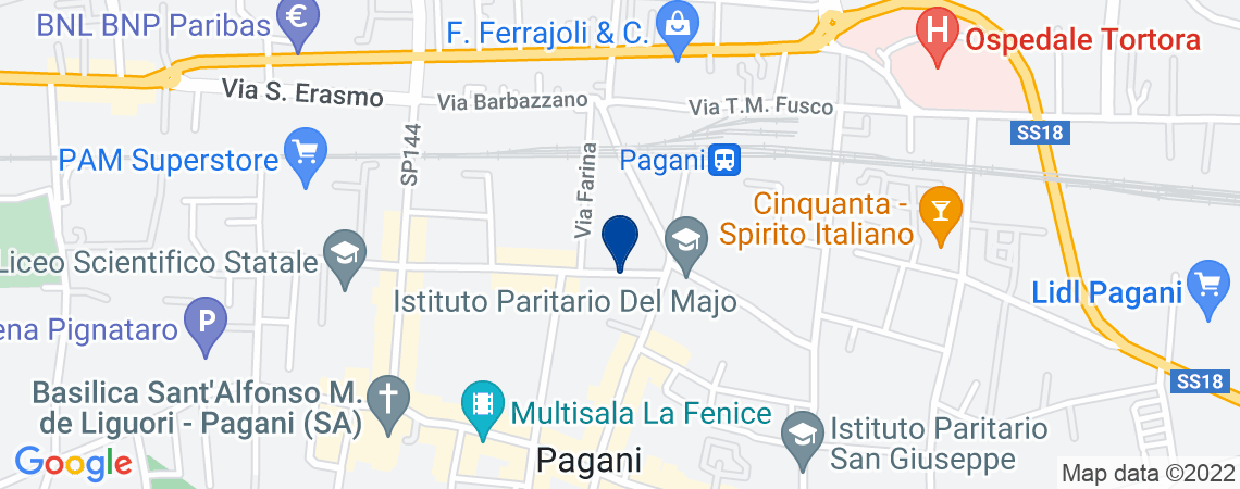Magazzino, deposito, PAGANI