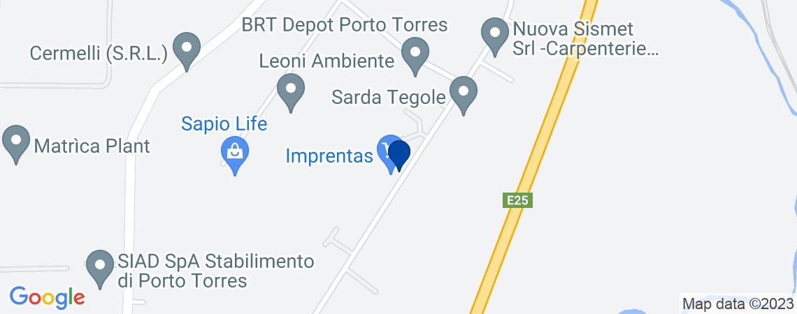 Fabbricato industriale, PORTO TORRES