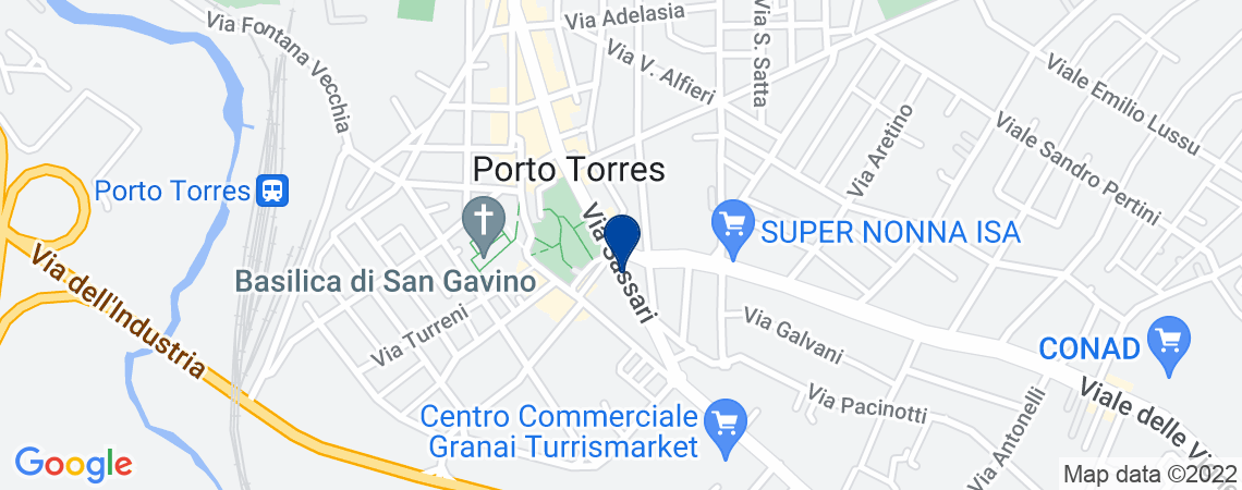 Fabbricato, PORTO TORRES