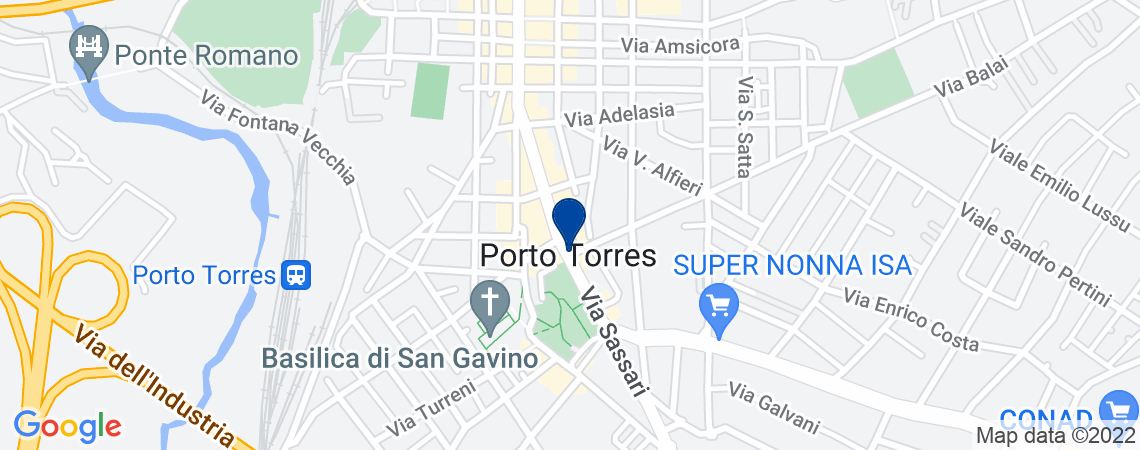 Ufficio, PORTO TORRES