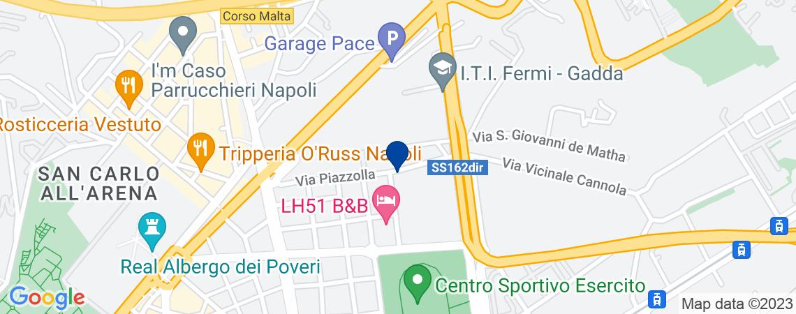 Magazzino, deposito, NAPOLI