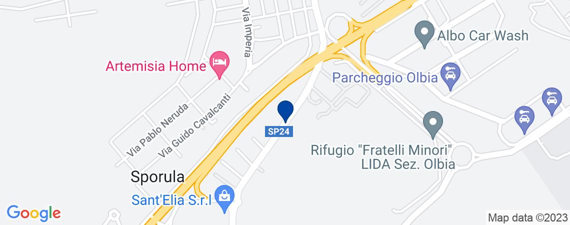 Albergo, OLBIA
