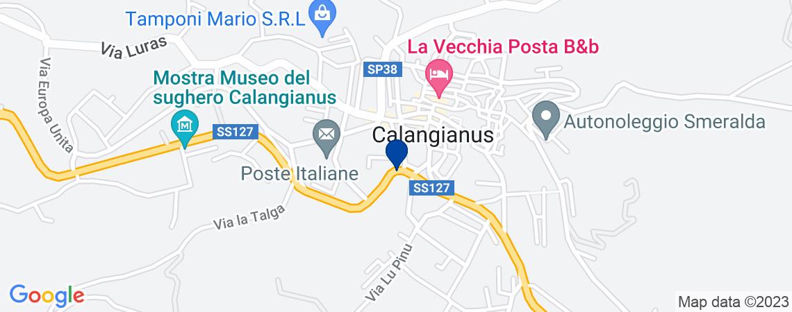 Terreno, CALANGIANUS