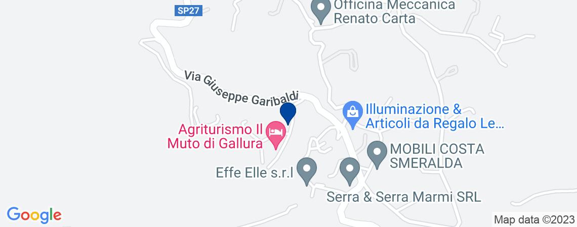 Fabbricato commerciale, AGGIUS