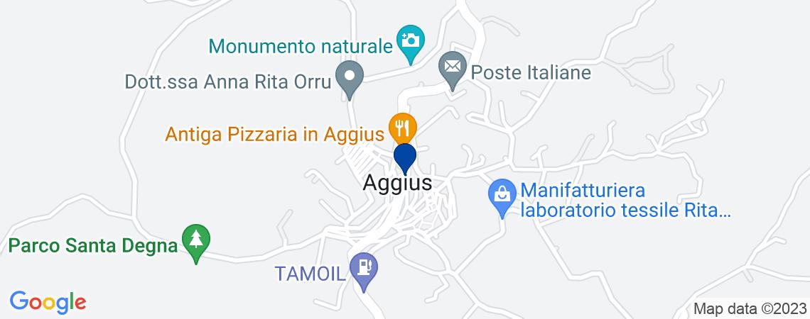 Fabbricato industriale, AGGIUS
