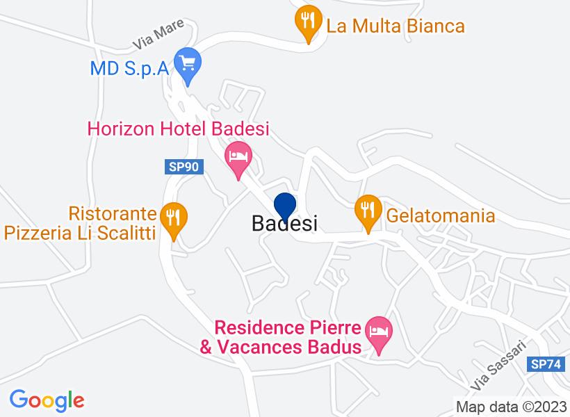 Fabbricato, BADESI