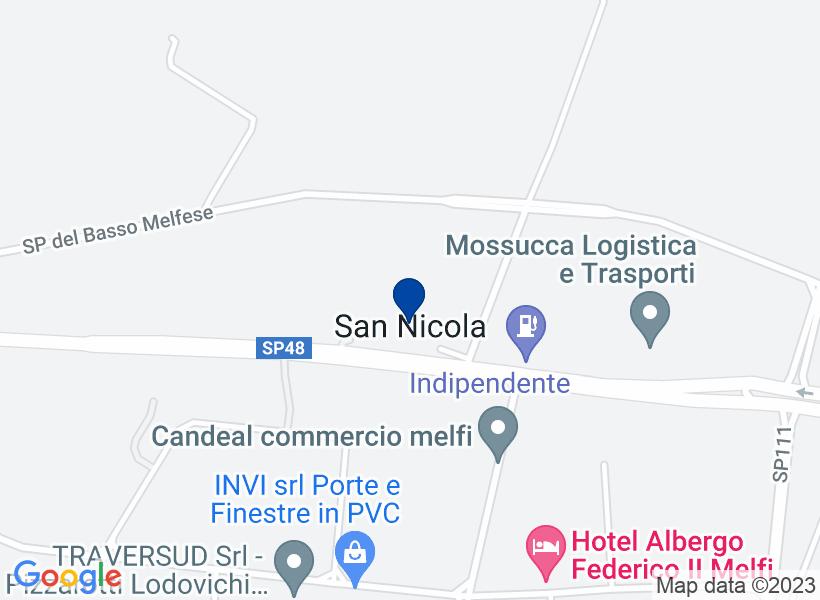 Stabilimento industriale in Comune di Melf...
