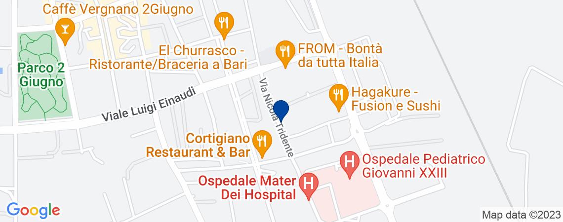 Ufficio, BARI