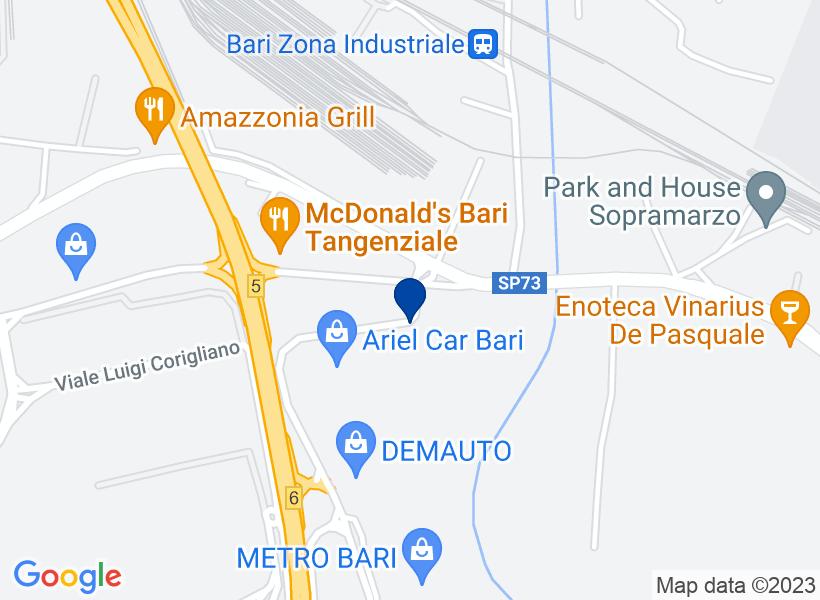 Fabbricato commerciale, BARI