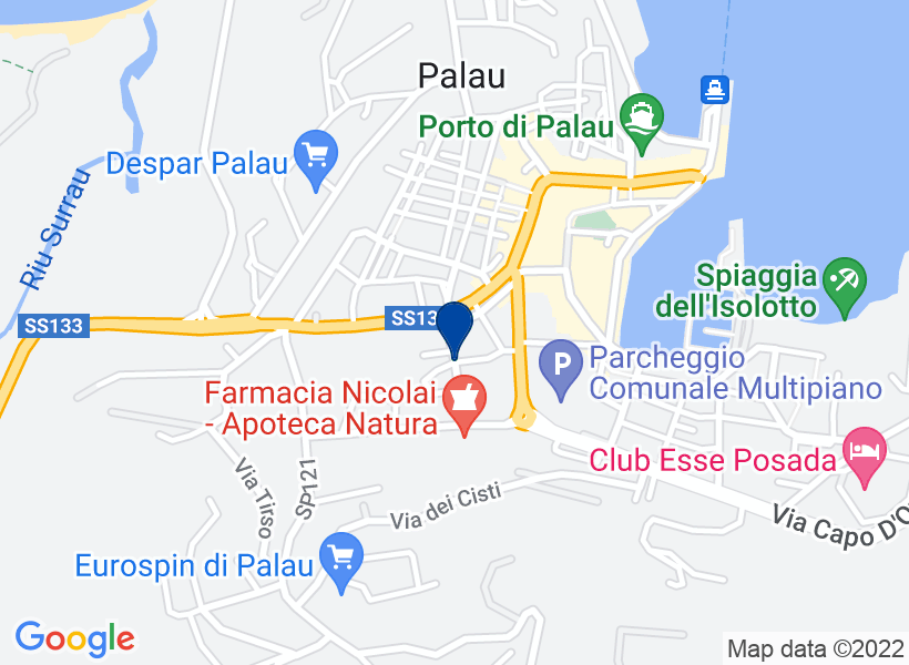 Appartamento, PALAU