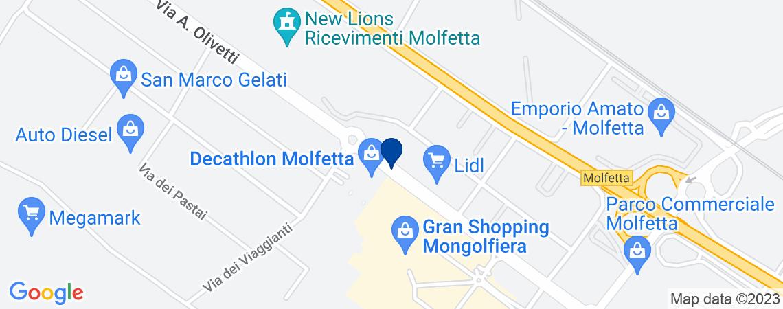 Fabbricato industriale, MOLFETTA