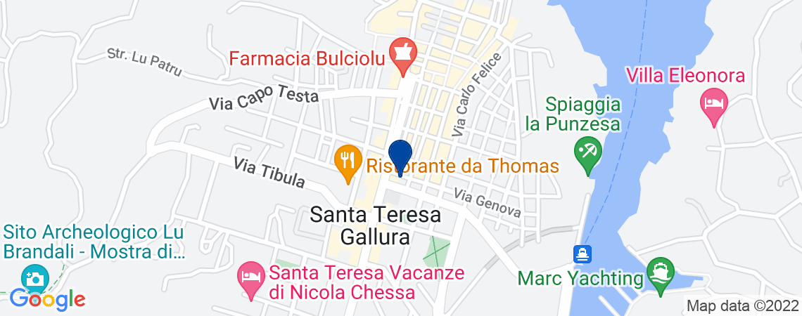 Terreno, SANTA TERESA GALLURA