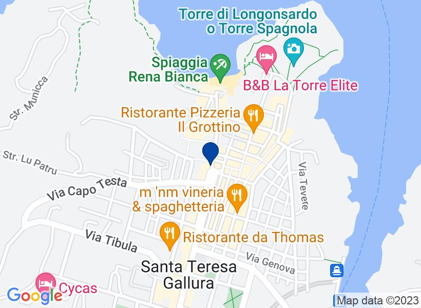 Fabbricato commerciale, SANTA TERESA GALLURA
