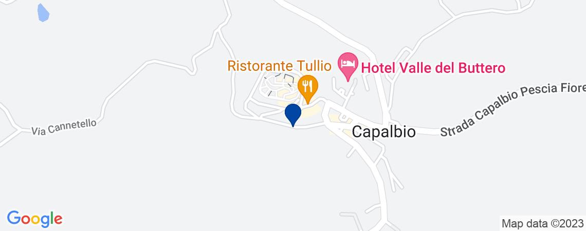 Appartamento, CAPALBIO