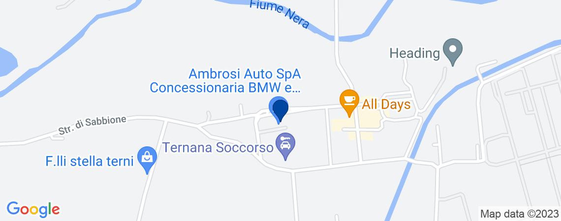 Fabbricato commerciale, TERNI