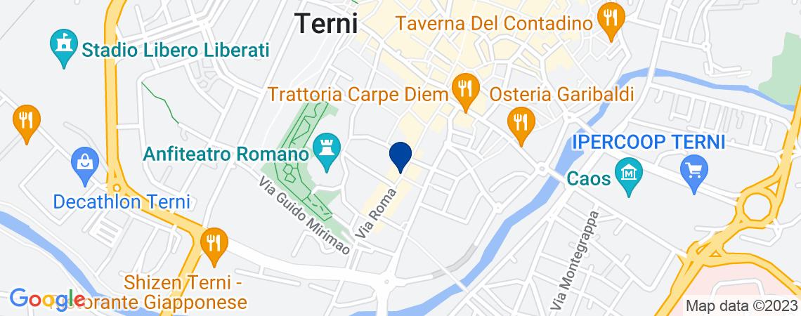 Magazzino, deposito, TERNI