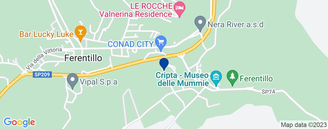 Appartamento, FERENTILLO
