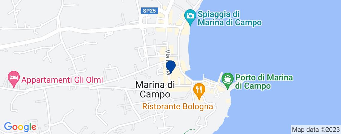 Fabbricato commerciale, CAMPO NELL'ELBA