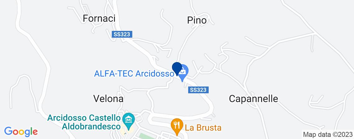 Appartamento, ARCIDOSSO