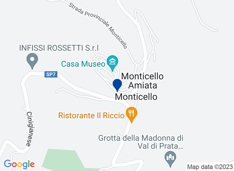 Magazzino, CINIGIANO