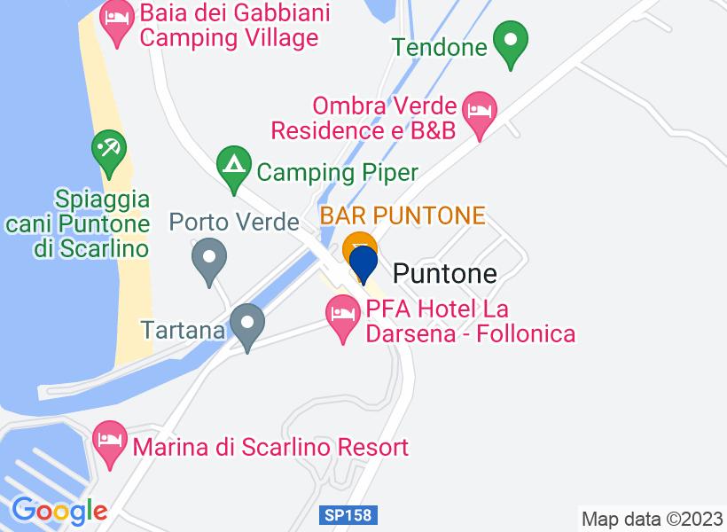 Fabbricato commerciale, SCARLINO