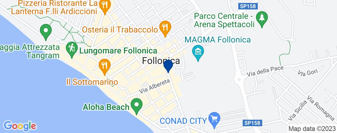 Fabbricato commerciale, FOLLONICA