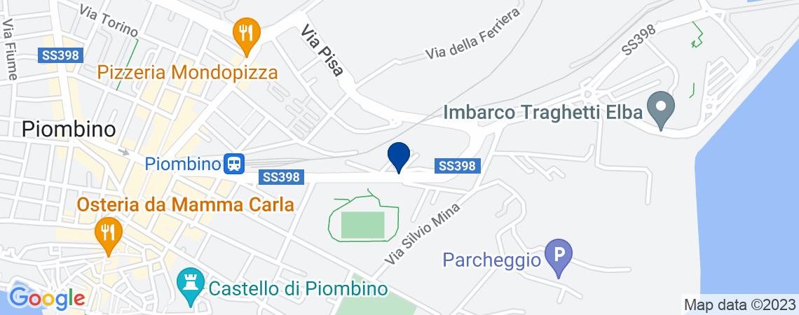 Magazzino, deposito, PIOMBINO