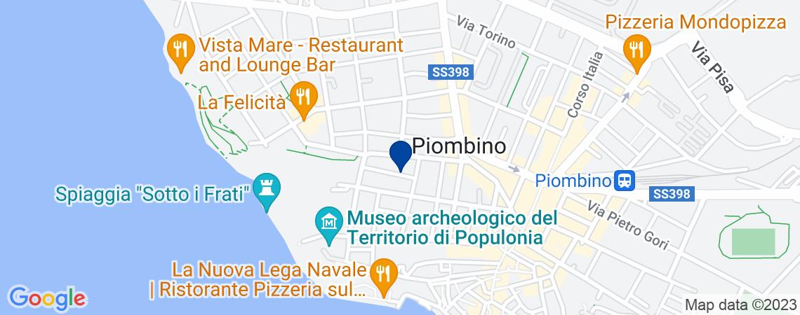 Appartamento, PIOMBINO